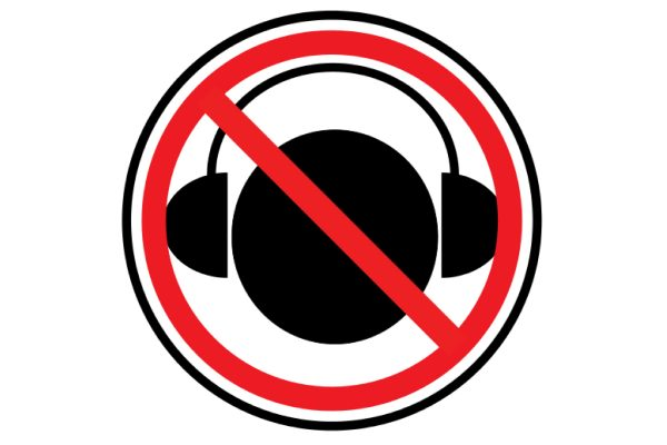 Don't cycle wearing headphones