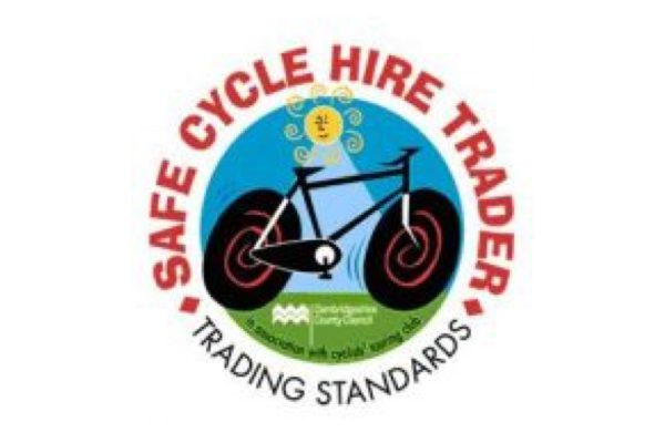 Safe Cycle Hire Trader Scheme Logo